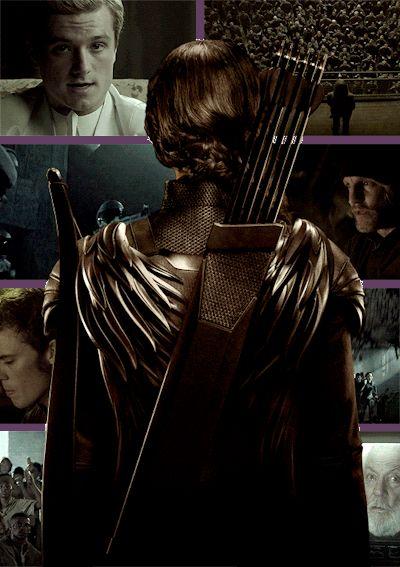 Katniss, sinsajo