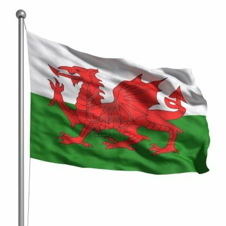 Wales - land of my fathers and my spiritual home