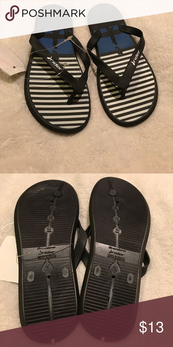Brand new men's flip flops Brazilian  flops, Brand ( Rider) never used size 42 Shoes Sandals & Flip-Flops
