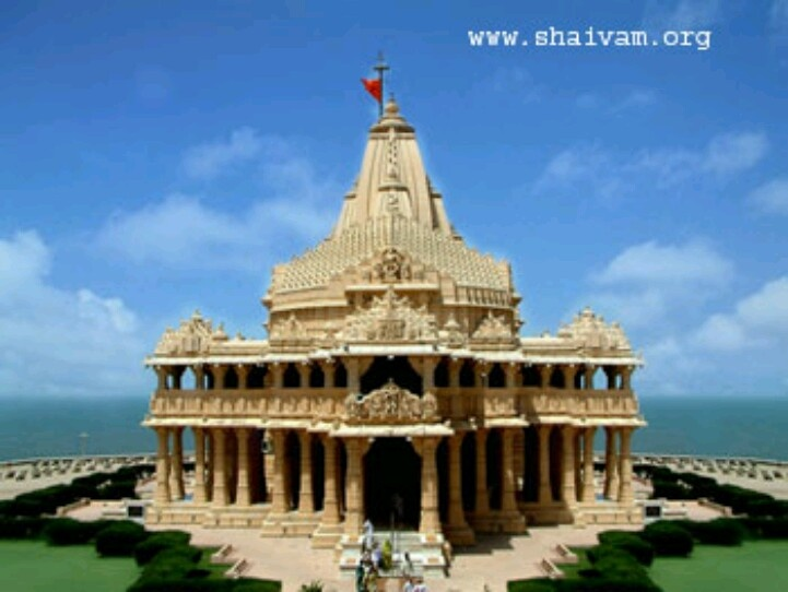 Somenath Temple, Gujrat, India