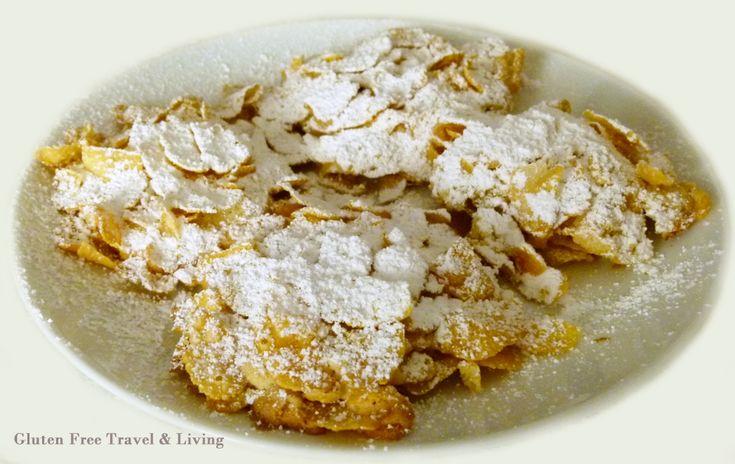 Rose del deserto senza glutine con Corn Flakes Schär, dei deliziosi biscottini molto facili e veloci da preparare che delizieranno le vostre merende.