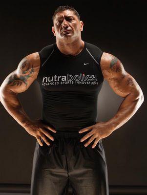 Batista | World Wrestling Entertainment | Dave bautista ...