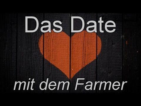 Der Farmer hat ein Date! - (und macht sich nackig. Peinlich!) #Date #Dinner #Überraschung - YouTube