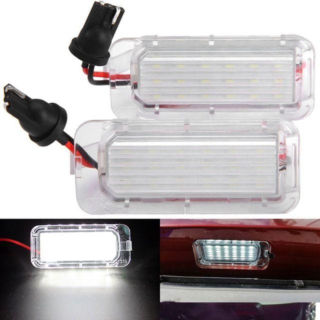 Audi A4 B6 501 W5W Blue Interior Glove Box Bulb LED Trade Price Light Upgrade