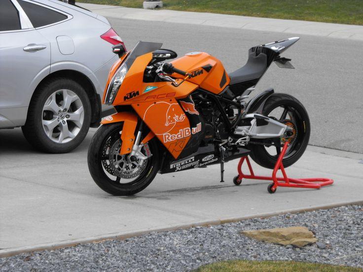 2010 KTM Rc8 1190
