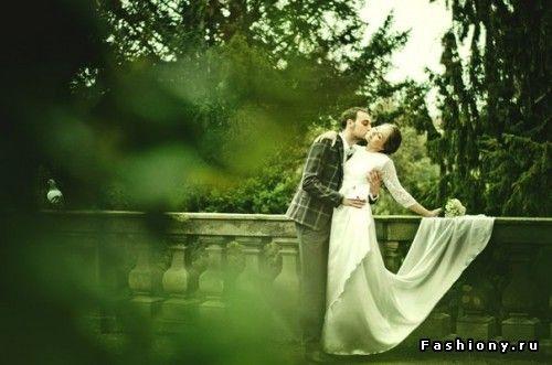 DIY Свадебное платье со шлейфом / белое платье со шлейфом фото
