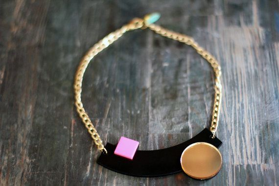 black-geometric-necklace-plexiglass