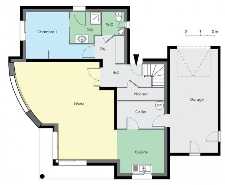 29 best plan de maison images on Pinterest Doll houses, Girl rooms