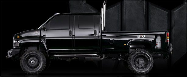 GMC TopKick™ C4500 4x4 pickup truck My dream truck ...