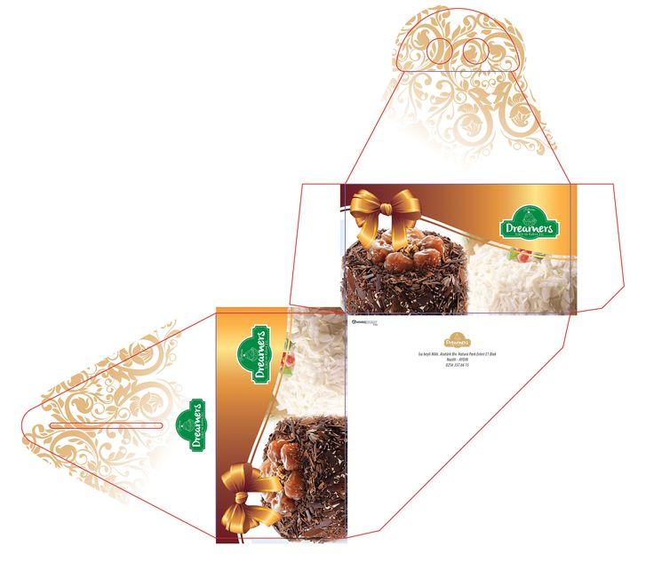 designs befitting the yummy cake :D