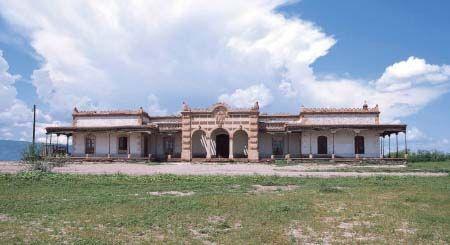 Nuevo casas grandes chihuahua hacienda de san diego for Terrazas mexicanas