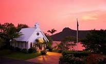 Hamilton Island Wedding Chapel At Sunset