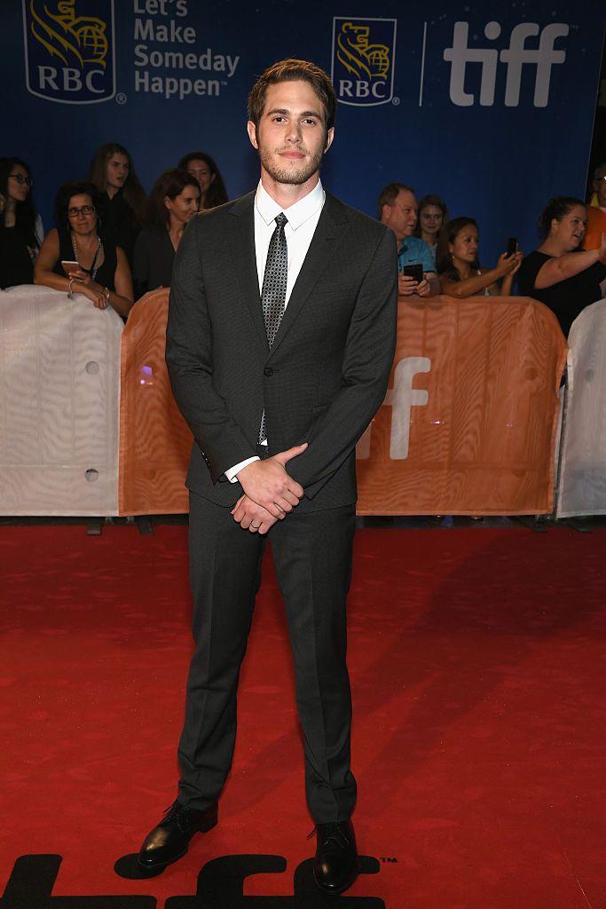Actor Blake Jenner Attends The Edge Of Seventeen Premiere During Blake Jenner Actors International Film Festival
