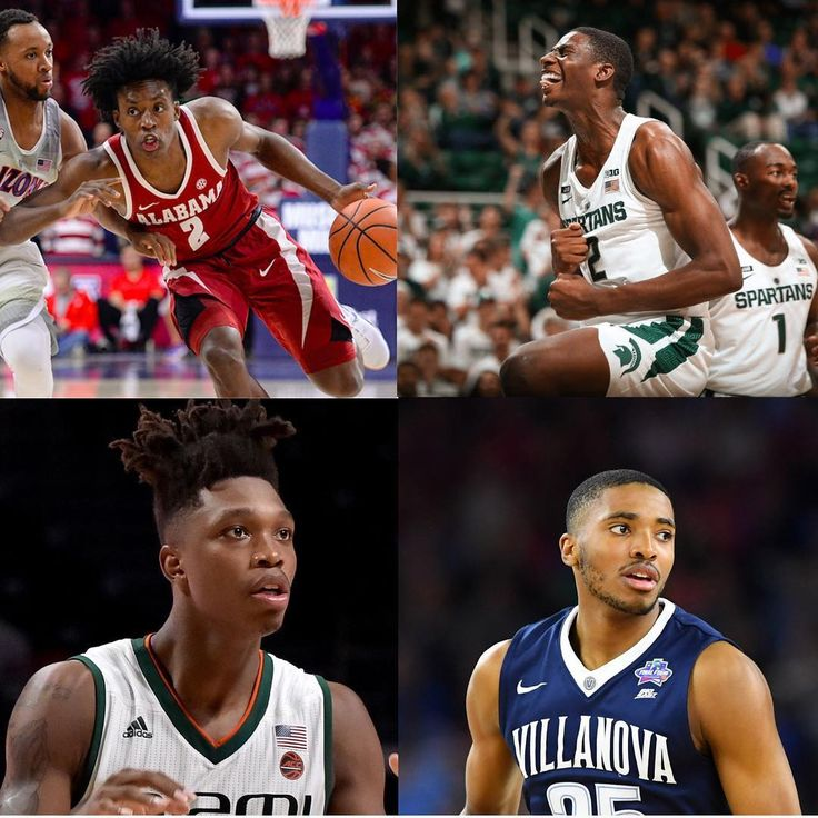 NBA Draft preview by @sixercity  The Sixers currently hold: - 1st round pick 76ers - 1st round pick Lakers (If it lands #1 overall or #6 if it falls between #2 and #5 Boston gets it) - As of right now the pick is projected to be #11 and remain with the Sixers.  Pictured above (left right left right from top)  Colin Sexton - PG Alabama -.-.-.-.-.-.-.-.-.-.-.-.-.-.-.-.-.-.-.-.-.-.-.  Jaren Jackson Jr. - PF Michigan State -.-.-.-.-.-.-.-.-.-.-.-.-.-.-.-.-.-.-.-.-.-.-.  Lonnie Walker IV - SG…