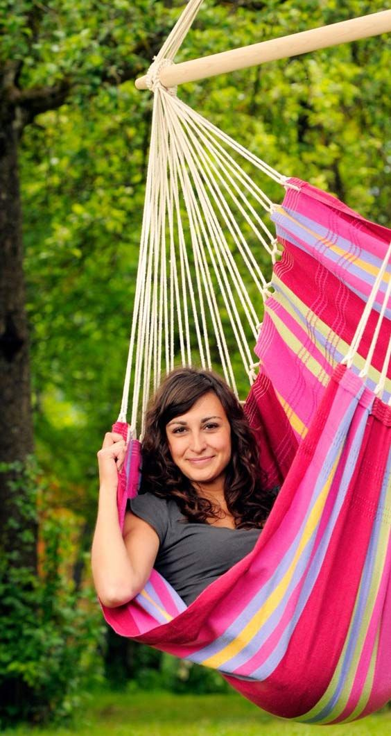 25+ Best Ideas About Hängesessel Garten On Pinterest | Pergola ... Gemutliche Hangematte Fur Den Garten Zum Entspannen