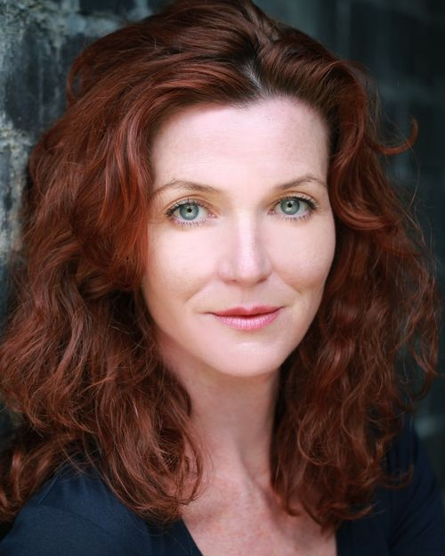 MICHELLE FAIRLEY played in The Game of Thrones as Catelyn Stark - a North Ireland Actress.