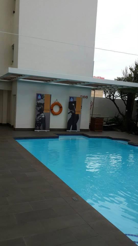 The Southern Sun Hotel, Elangeni in Durban. Durban's hot Design Talent expo.