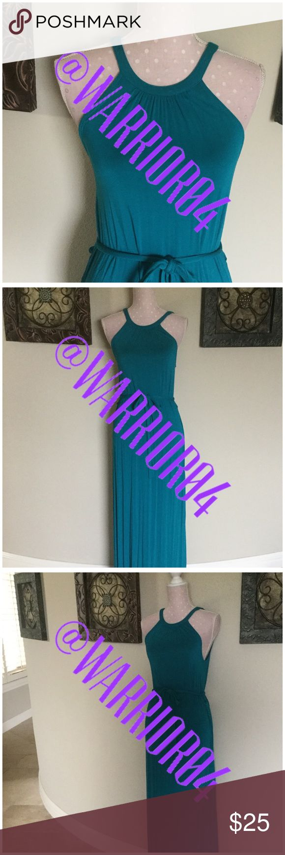 Old Navy  Turquoise Maxi Dress Size SPP Old Navy  Turquoise Maxi Dress Size SPP Old Navy Dresses Maxi