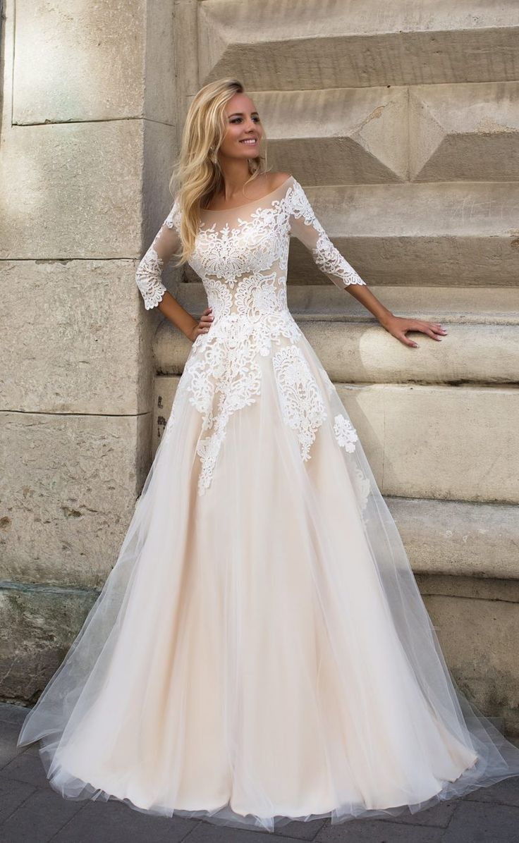 Best 25 elegant wedding dress ideas on pinterest wedding classy and breath taking ombrellifo Images