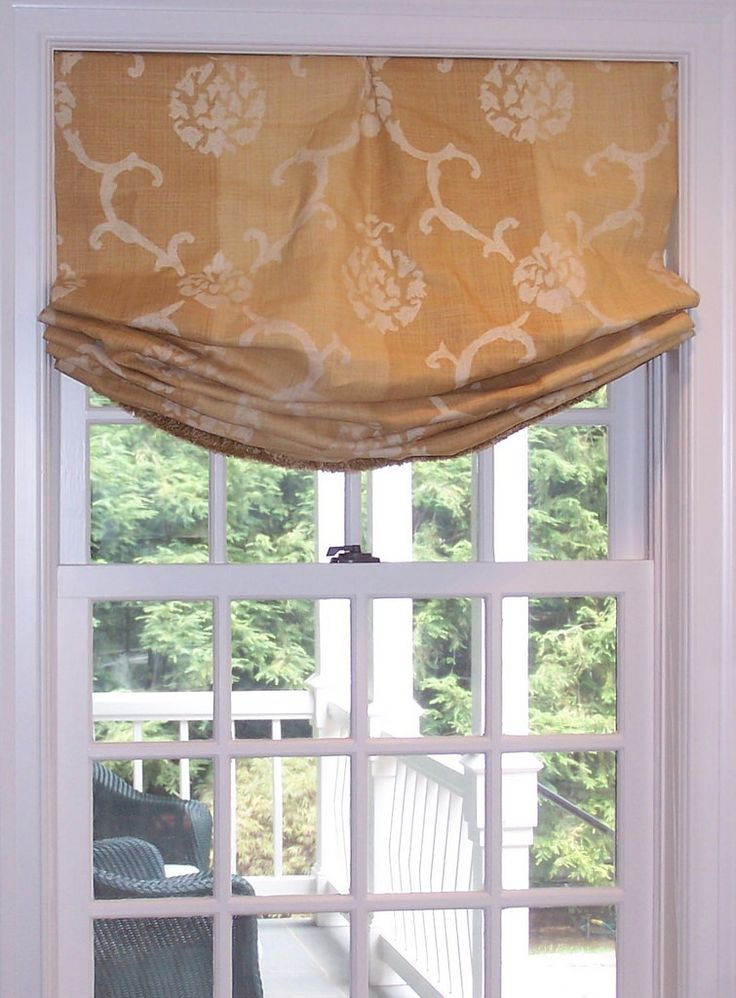 1000 ideas about relaxed roman shade on pinterest roman shades window treatments and valances. Black Bedroom Furniture Sets. Home Design Ideas
