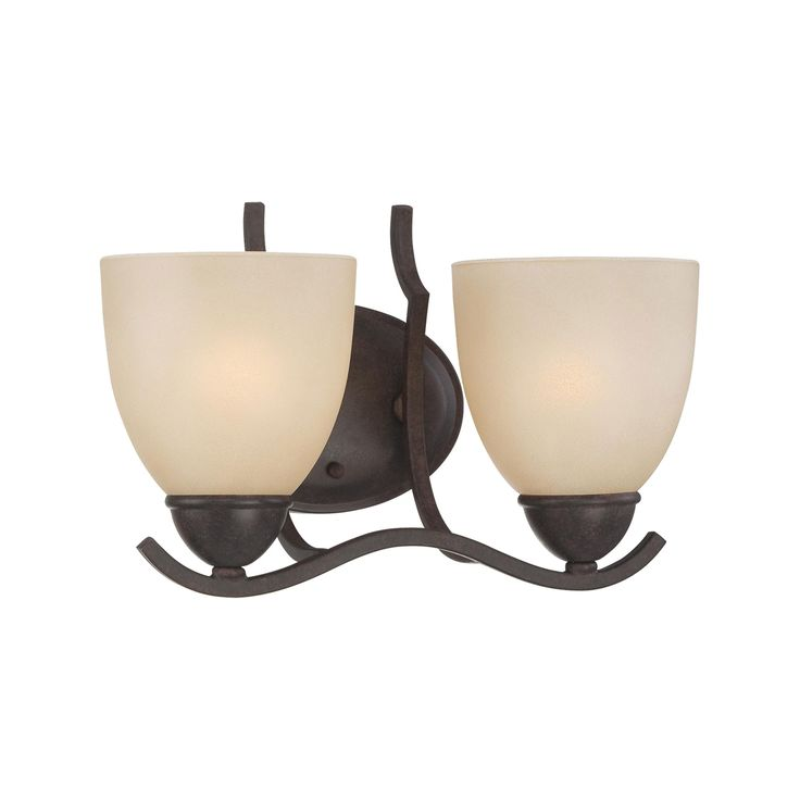 Thomas Lighting SL717222 Triton Collection Sable Bronze Finish Traditional Wall Sconce