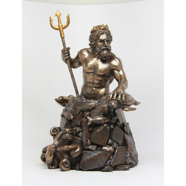 17 best ideas about neptune mythology on pinterest roman art roman mosaics and greek statues - Poseidon statue greece ...