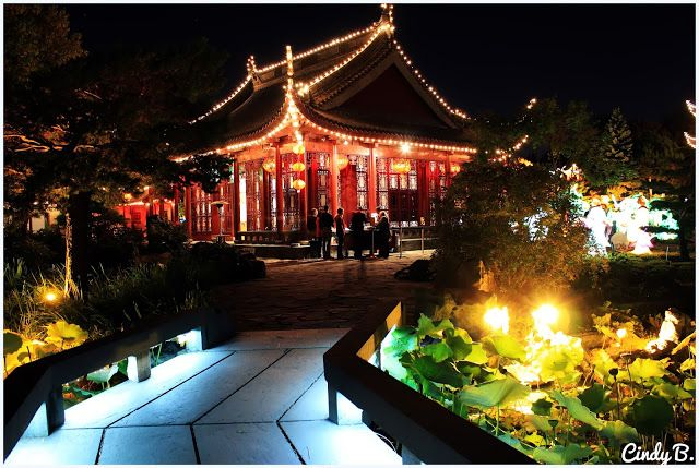 La magie des lanternes au jardin botanique de Montréal, version 2013