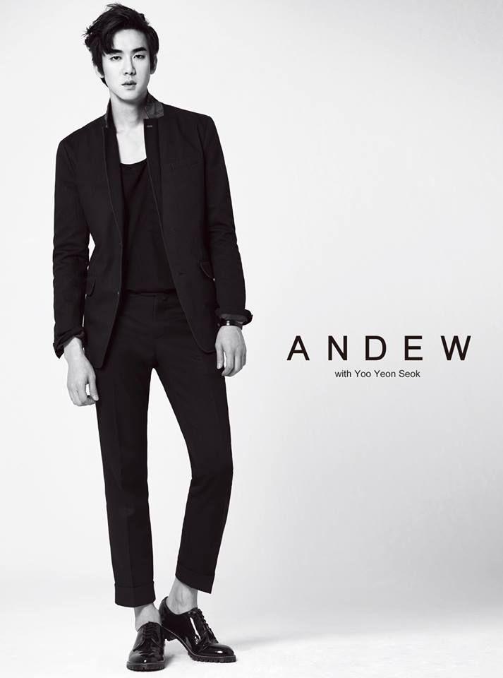Yoo Yeon Seok   Andew 2014 S/S Collection