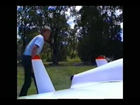 Scotty Winton Opel (Australia) **FLYING WING**