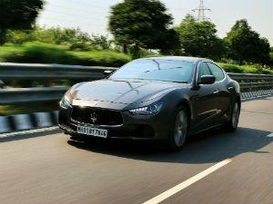 Maserati Ghibli diesel test drive review