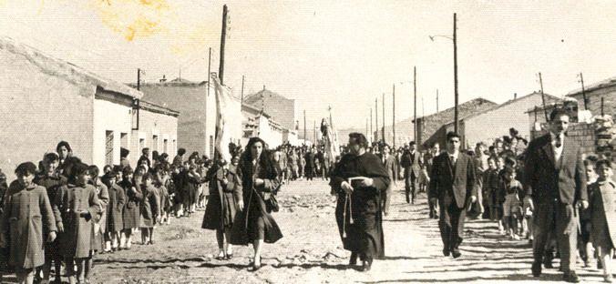 Una maestra en los barrios del sur de Madrid en el siglo XX. Entrevias
