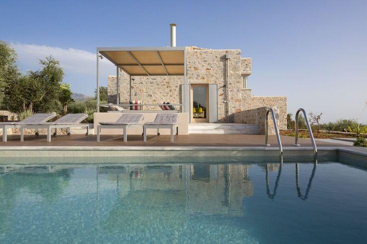 Architect's Villa by HHH Architects