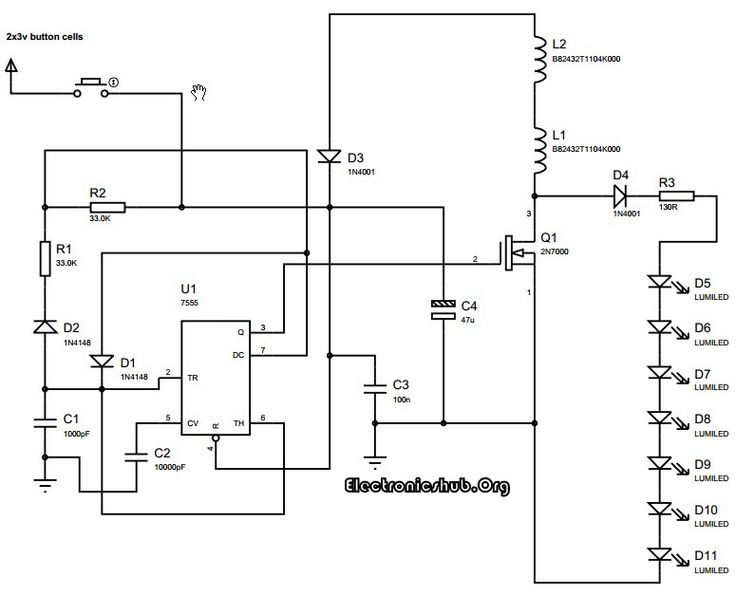 electronic circuit design for beginners