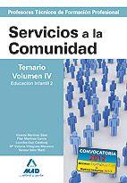 Este temario desarrolla los temas correspondientes a Servicios a la Comunidad según quedaron establecidos en la Ley Orgánica 2/2006, de 3 de mayo, de Educación.