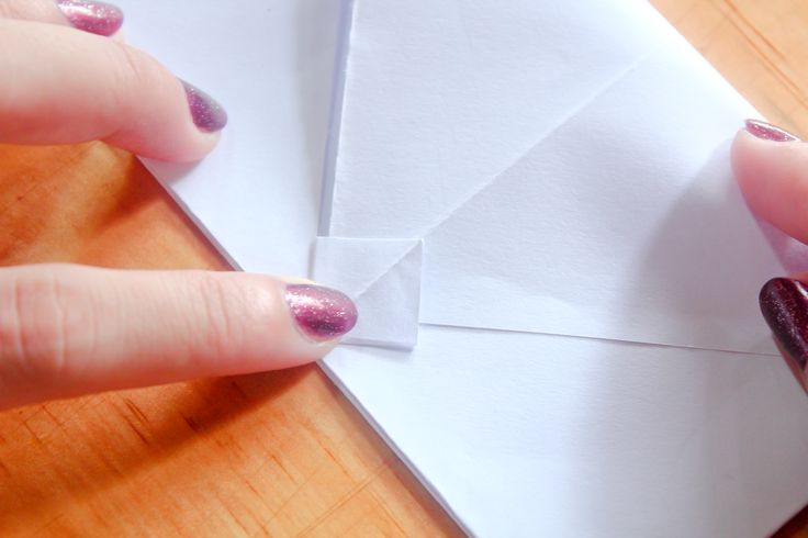 How to Make an Envelope -- via wikiHow.com