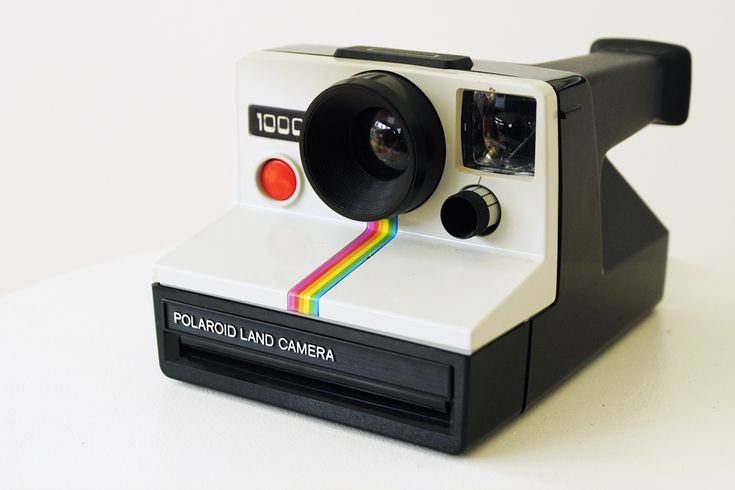 appareil photo Polaroid 1000