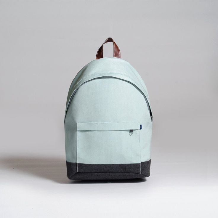 The Forge Daypack in sea by Mother Co. Made in Canada  - $119  .
