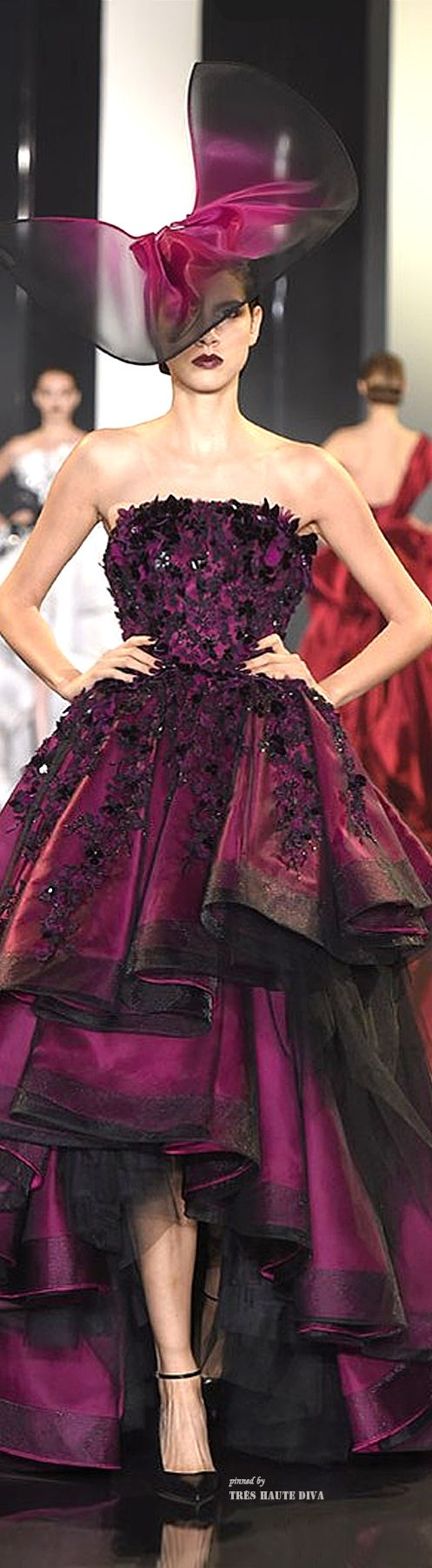 Ralph  Russo Couture ~ FW 2014-15