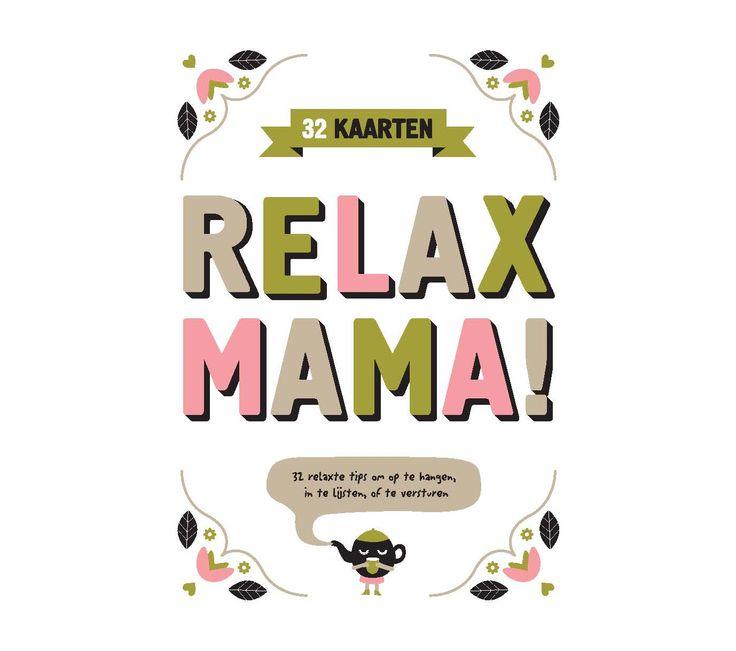 Kaart - Relax mama! www.Millows.nl
