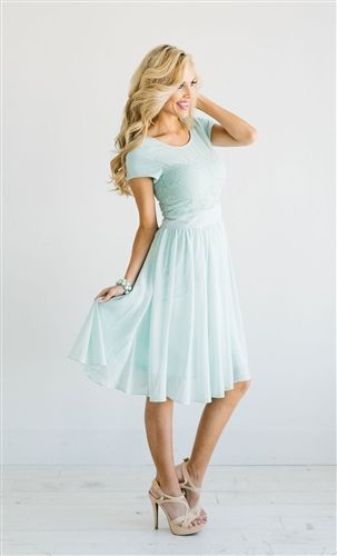 Mint Isabel Modest Dress by Mikarose, Vintage Dress, Church Dresses, dresses for church, modest bridesmaids dresses, trendy modest, modest office clothing, affordable boutique dresses, cute modest dresses, mikarose, trendy boutique, pink dress