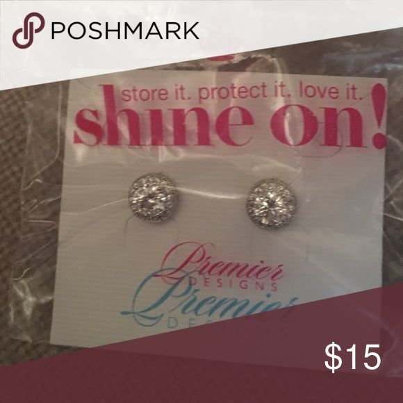 Premier Jewelry earrings Sparkly earrings Premier Designs Jewelry Earrings