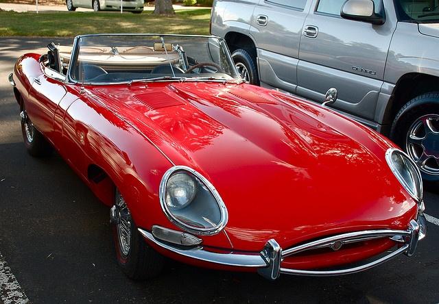 Jaguar E Type >> Jaguar E-Type Convertible