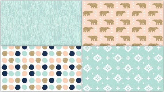 indie baby bedding 3