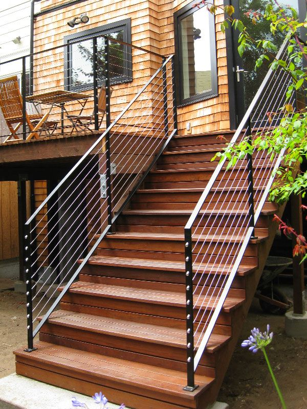 Best 30 Best Diy Cable Railing Kits Images On Pinterest 400 x 300