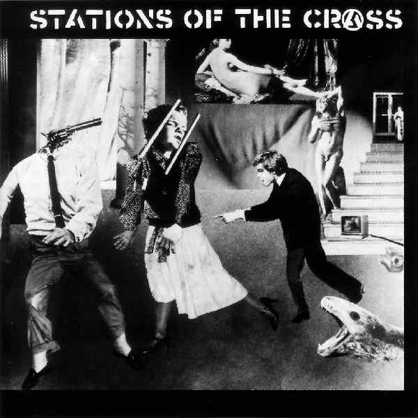 Crass Stations of the Crass - one of the best albums ever