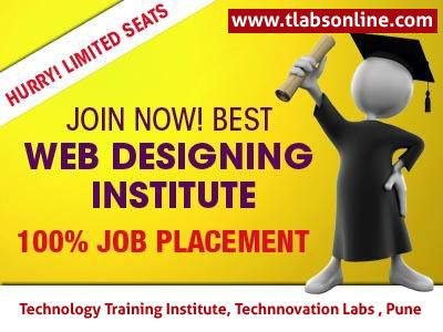 Join now, the best web designing institute with 100% job placement. http://www.tlabsonline.com/web-design-course.html