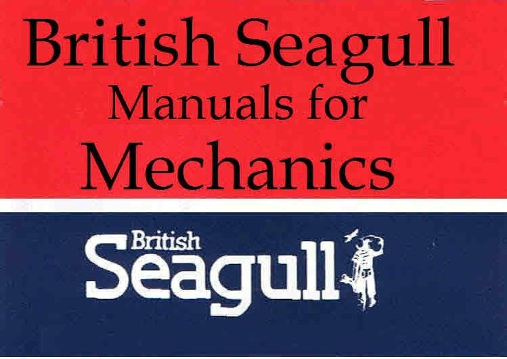 119 best vintage auto manual covers images on pinterest vintage british seagull outboard manuals for mechanics fandeluxe Images
