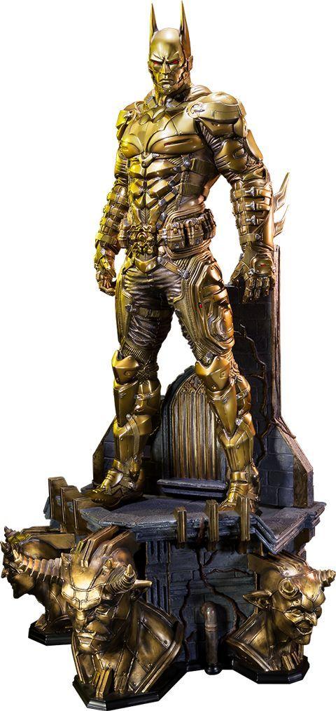 Batman Arkham Knight 1/3 Statue Batman Beyond Gold Edition 84 cm