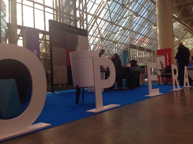Tafaruci Design in Canadian Exhibition in 2014 - Opera: our distributor in North America!