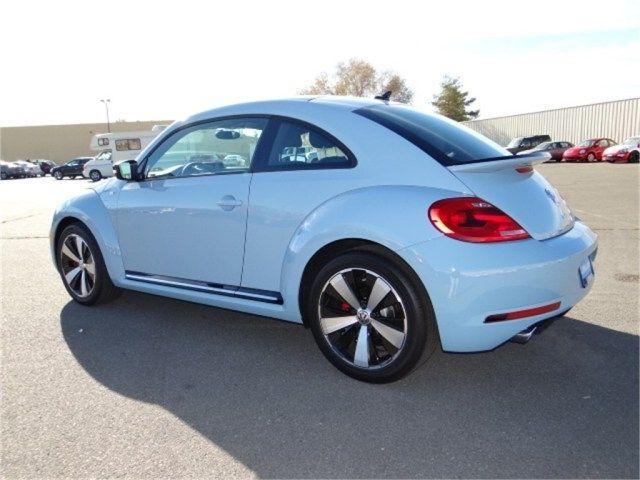 new beetle 2014 blue